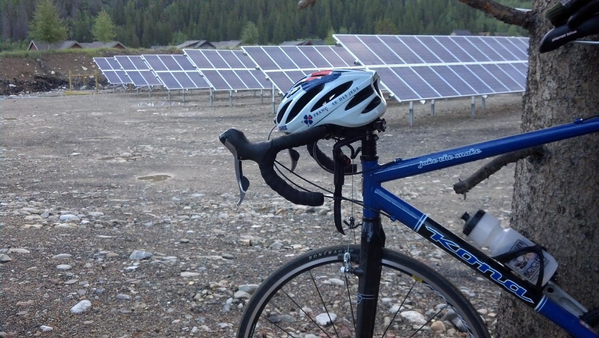 Tag et lån til en cykel eller scooter, og spar penge.