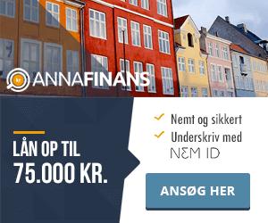 anmeldelse af Anna Finans lånet